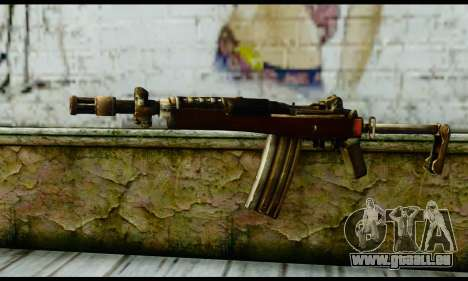 Ruger Mini-14 from Gotham City Impostors v2 pour GTA San Andreas