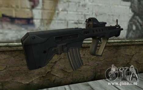 TAR-21 Bump Mapping v3 für GTA San Andreas zweiten Screenshot
