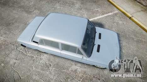 AIDE-2106 (Lada 2106) pour GTA 4 est un droit