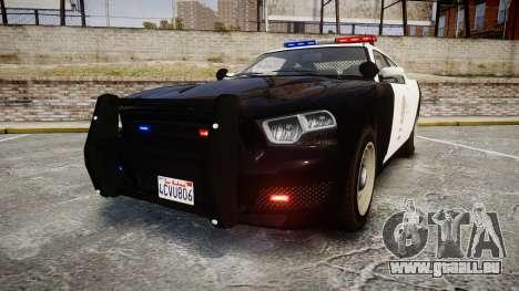 GTA V Bravado Buffalo LS Police [ELS] pour GTA 4