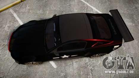 Ford Mustang GT 2014 Custom Kit PJ5 pour GTA 4 est un droit