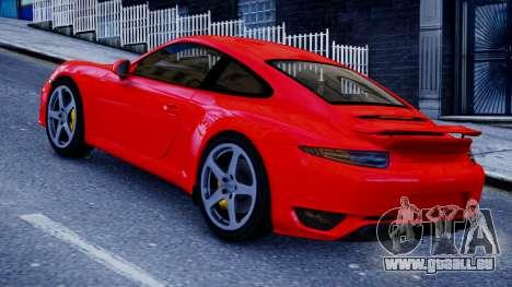 RUF RGT-8 für GTA 4 linke Ansicht