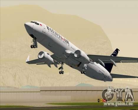 Boeing 737-800 Batavia Air für GTA San Andreas