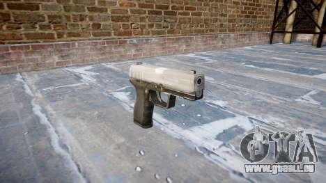 Pistole Taurus 24-7 Titan icon1 für GTA 4