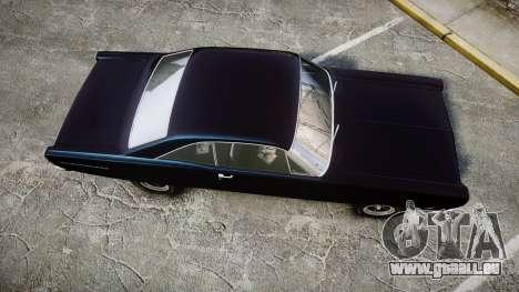 Ford Fairlane 500 1966 pour GTA 4 est un droit
