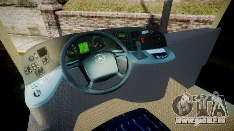 Mercedes-Benz Travego Turkey pour GTA 4 Vue arrière