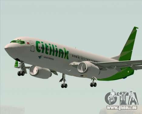 Boeing 737-800 Citilink pour GTA San Andreas