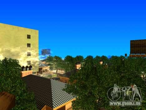 Relax City pour GTA San Andreas quatrième écran