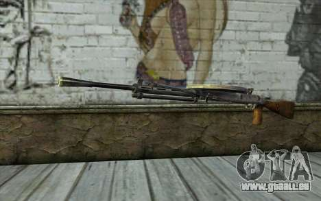 ДПМ (Battlefield: Vietnam) für GTA San Andreas