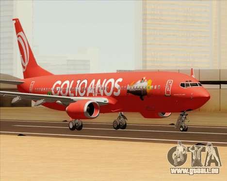 Boeing 737-800 Gol Transportes Aéreos für GTA San Andreas