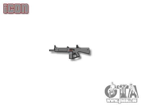 Fusil À Pompe Auto Assault-12 pour GTA 4 troisième écran