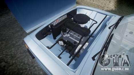AIDE-2106 (Lada 2106) pour GTA 4 est un côté