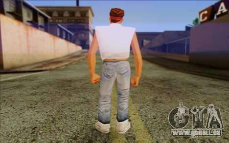 Cuban from GTA Vice City Skin 1 pour GTA San Andreas deuxième écran