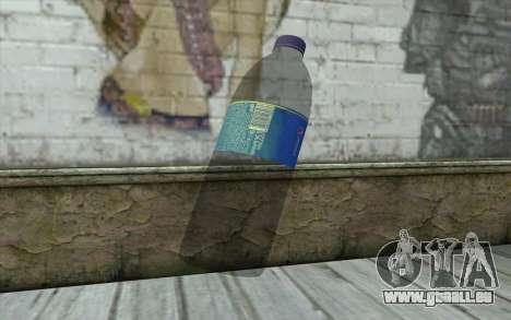 Nucléaire Pepsi pour GTA San Andreas deuxième écran