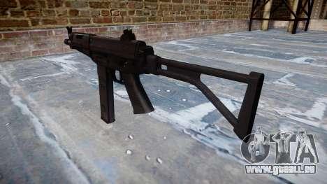 Pistolet Taurus MT-40 buttstock2 icon2 pour GTA 4 secondes d'écran