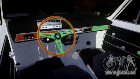 AIDE-2101 penny pour GTA 4 est une vue de l'intérieur