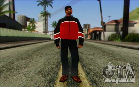 Hood from GTA Vice City Skin 2 pour GTA San Andreas
