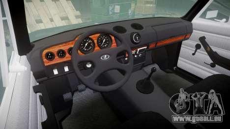 MIT-2106 Vossen für GTA 4 Innenansicht
