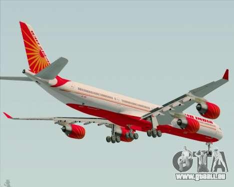 Airbus A340-600 Air India pour GTA San Andreas