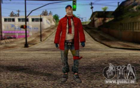Vagabonds Skin 3 pour GTA San Andreas