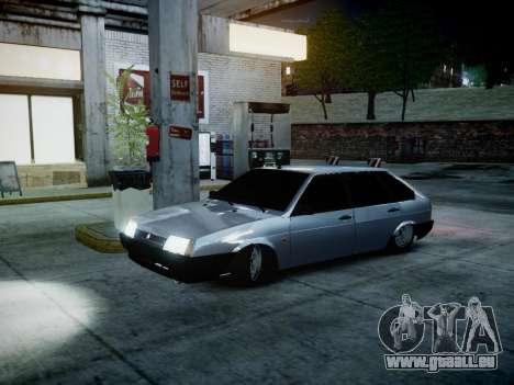 VAZ 2109 pour GTA 4
