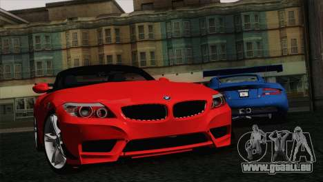 BMW Z4 sDrive28i 2012 Racing pour GTA San Andreas