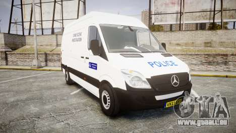 Mercedes-Benz Sprinter 311 cdi London Police für GTA 4
