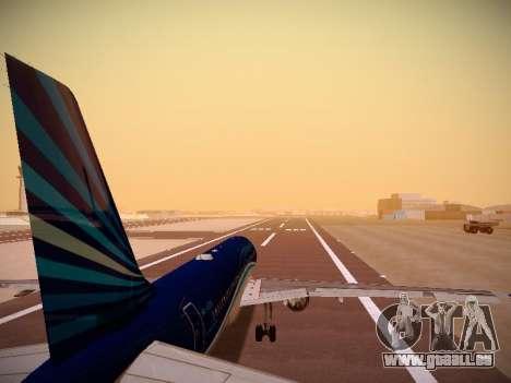 Airbus A320-214 Azerbaijan Airlines AZAL für GTA San Andreas