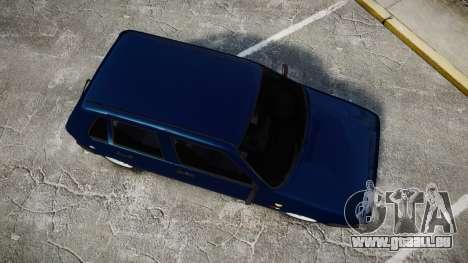 Fiat Uno pour GTA 4 est un droit