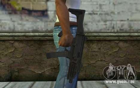 CZ-3A1 Scorpion (Bump Mapping) v3 für GTA San Andreas dritten Screenshot