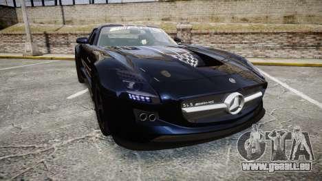 Mercedes-Benz SLS AMG GT-3 high für GTA 4