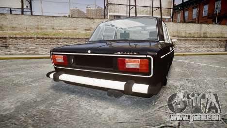 MIT-2106 Vossen für GTA 4 hinten links Ansicht