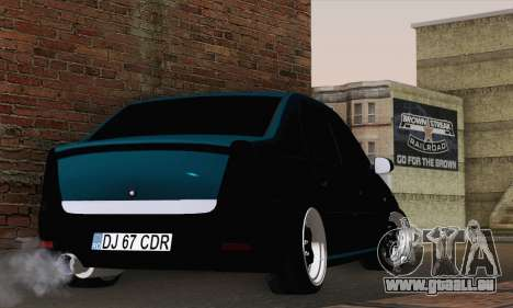 Dacia Logan 1.6 DJ für GTA San Andreas linke Ansicht
