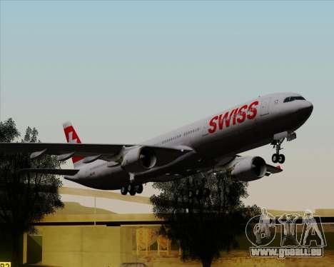 Airbus A330-300X Swiss International Air Lines pour GTA San Andreas