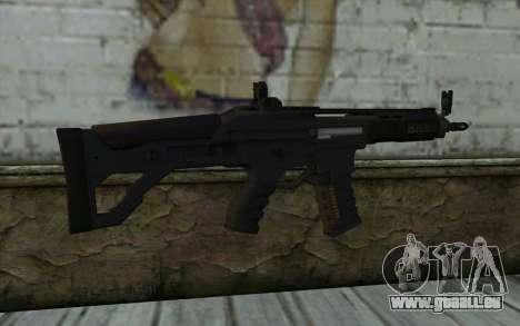 LK-05 v1 pour GTA San Andreas deuxième écran