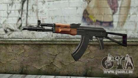AK-105 pour GTA San Andreas