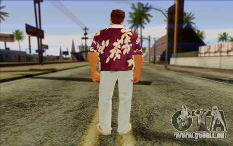Diaz Gang from GTA Vice City Skin 1 für GTA San Andreas zweiten Screenshot