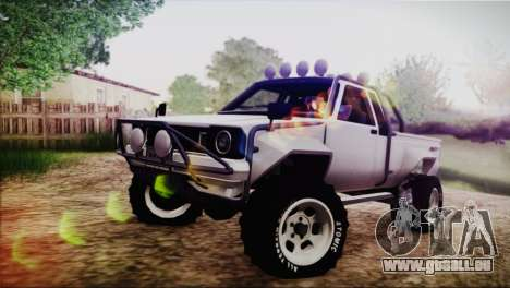 Karin Rebel 4x4 pour GTA San Andreas