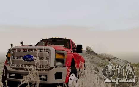 ENBSeries For Low PC v3.0 (SA:MP) pour GTA San Andreas quatrième écran