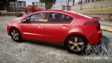 Chevrolet Volt 2011 v1.01 rims1 pour GTA 4 est une gauche