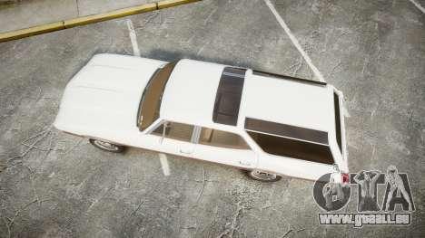 Oldsmobile Vista Cruiser 1972 Rims1 Tree3 pour GTA 4 est un droit