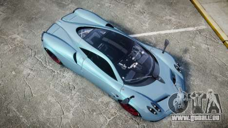 Pagani Huayra 2013 [RIV] für GTA 4 rechte Ansicht