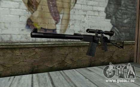 ВАЛ aus Half - Life Paranoia für GTA San Andreas