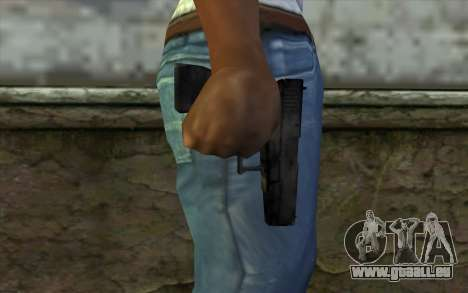 Glock from Beta Version pour GTA San Andreas troisième écran