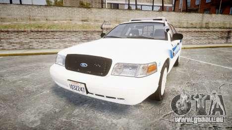 Ford Crown Victoria PS Police [ELS] für GTA 4