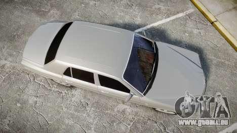 Bentley Arnage T 2005 Rims3 pour GTA 4 est un droit