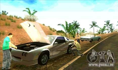 Situation de vie v3.0 pour GTA San Andreas