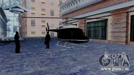 La renaissance de tous les postes de police pour GTA San Andreas septième écran