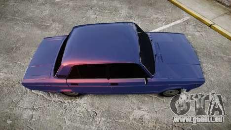 VAZ-2105 hooligan-Stil für GTA 4 rechte Ansicht