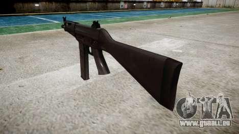 Pistolet Taurus MT-40 buttstock1 icon4 pour GTA 4 secondes d'écran